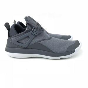 d11e22d02cdc Nike Shoes - Nike Mens Air Jordan Fly 89 Trainers Gray Shoes 10